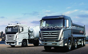 8*4 Dump Truck Hyundai China pictures & photos