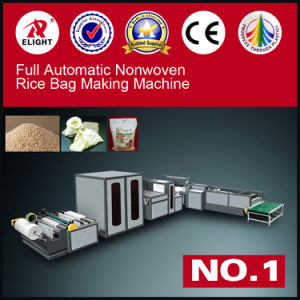 Non Woven Rice Packing Bag Machine pictures & photos