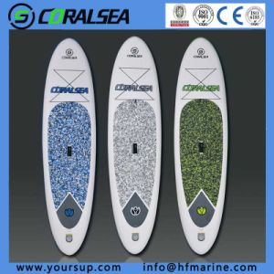 """China PVC Drop Stitch Scooter Surfboards (camo10′6"""") pictures & photos"""