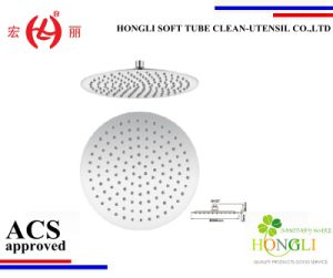 300mm Round Stainless Steel Shower Head in Mirror pictures & photos