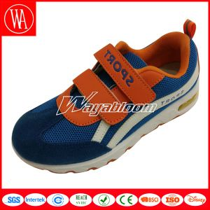 Magic Tape Children Sports Shoes in Good Quality pictures & photos