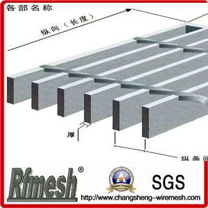 304/316/Galvanized Certified Stainless Steel Bar Gratings pictures & photos
