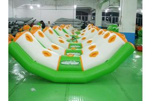 0.90mm PVC Inflatable Water Equipment Water Totter Toys (CY-M2038) pictures & photos