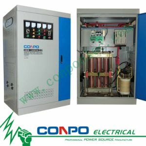 SBW-150kVA Full-Auotmatic Compensated Voltage Stabilizer/Regulator pictures & photos
