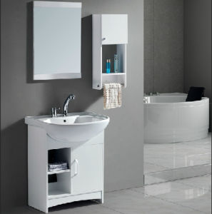 china high gloss paint mdf bathroom vanities cabinetry set ms0601
