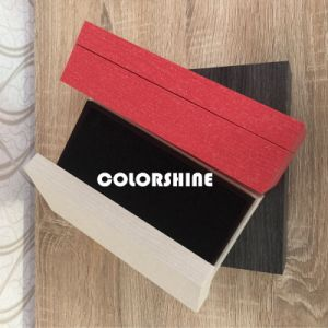 Attractive Jewellery Wooden Like Paper Packing display Gift Box pictures & photos