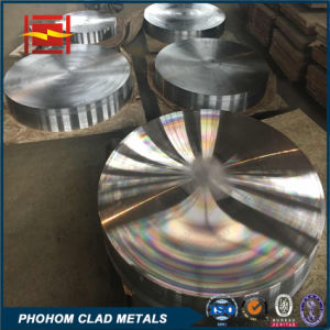 CuNi Steel Clad Tubesheet pictures & photos