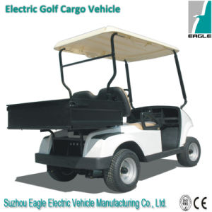 Electric Utility Car with The Rear Cargo Box pictures & photos