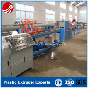 PVC Window and Door Profile Extrusion Extruder Machine pictures & photos