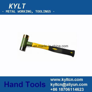 China Factory Price Rubber Mallet Hammer with Wood Grip/Handle pictures & photos