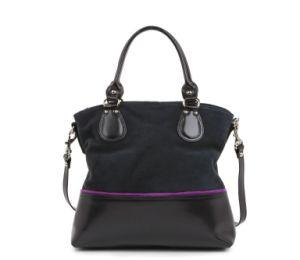 Genuine Leather & PU Handbag (E250101)