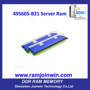 495605-B21 64GB (8X8GB) Registered PC2-5300 Server Ram pictures & photos