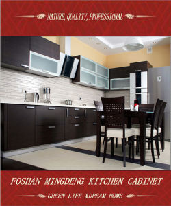 Modern Lacquer Kitchen Cabinet (zs-106) pictures & photos