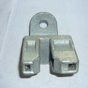 Ringlock Scaffolding Accessories Cast Steel Brace End for Sales