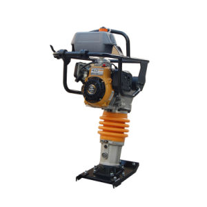 High Quality Tamping Rammer Honda 5.5HP RM75 Sale Hot pictures & photos