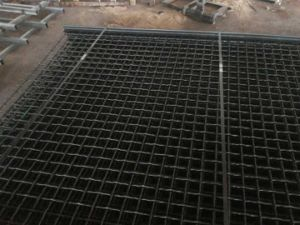 Quarry Screen Mesh with Hooks Made of High Carbon Manganese Steel Wire Mesh
