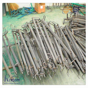 Quality Scaffold Safety Handrail Post pictures & photos
