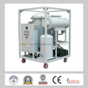 Ty-200 Cost-Effective Vacuum Oil Purifier, Hydraulic Oil/Turbine Oil/Lubricants Filter Cleaning Machine pictures & photos