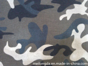 Cotton Camouflage Fabric for Military Uniform (Cam-003#)