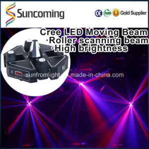 Sunfrom Professional Show Lighting 90W Roller Beam LED Moving Head pictures & photos