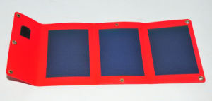 5W Amorphous Silicon Solar Charger