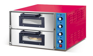 Gas Pizza Oven (HGP-2-6) pictures & photos