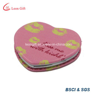 Customized Printed Aluminum Compact Mirror for Gift pictures & photos