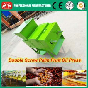 0.3-1t/H Double Screw Small Palm Oil Mill in Malaysia pictures & photos