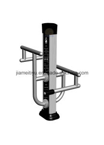 Professional Outdoor Fitness Equipment Three-Units Leg Press pictures & photos