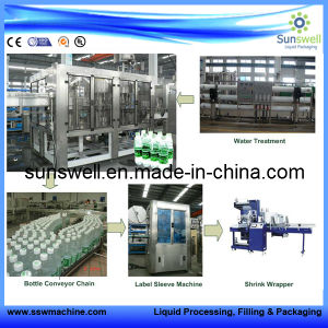 Bottled Water Production Line pictures & photos