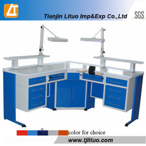 Lt D05 Dental Lab Work Bench/Dental Worksation/Dental Technician Bench pictures & photos
