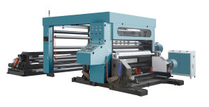 High Speed Slitting & Rewinding Machine pictures & photos