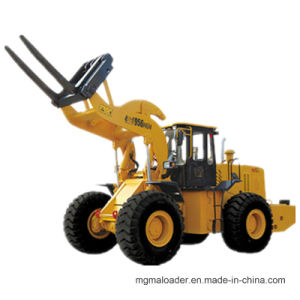 Mgm95616t Front End Loader for Block with Cummings Engine