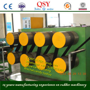 Eight Rolls Rubber Sheet Water Cooling Machine pictures & photos