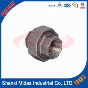 2 Inch Ss304 Stainless Steel Union Pipe Fitting pictures & photos