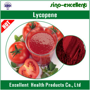 100% Natural Tomato Extract Lycopene Powder