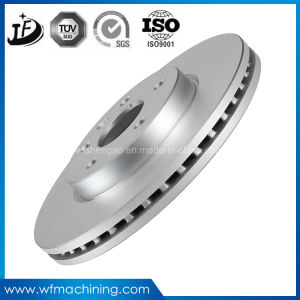 Steel Casting Foundry/Casting Motorcycle Brake Discs pictures & photos