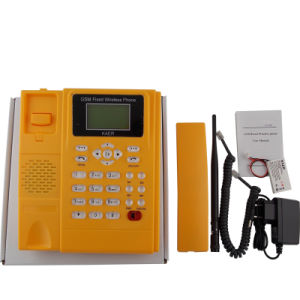 GSM Desktop Phone (KT1000-130C) pictures & photos