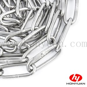 China Honyuan Ordinary Long Link Chain (1/8-1 in)
