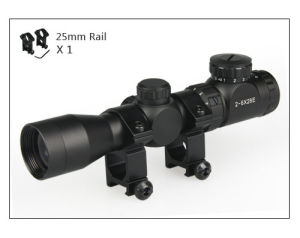 Hot-Selling Hunting Scope 2-6X28e Rifle Scope Cl1-0243 pictures & photos