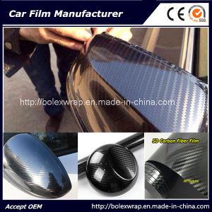 5D Carbon Fiber Film/5D Glossy Carbon/5D Carbon Fiber Vinyl pictures & photos