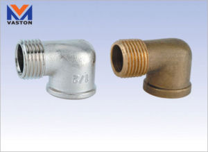 Brass Elbow Reducing Pipe Fitting (VT-6846) pictures & photos