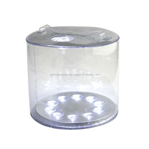 High Lumens LED Garden Solar Light Outdoor Solar Power Inflatable LED Lantern pictures & photos