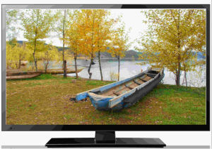 "50"" 12 Volt AC/DC LCD TV for Caravan and Car pictures & photos"