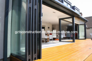 Aluminium Panel Glass Door Australian Standards AS/NZS2208 pictures & photos