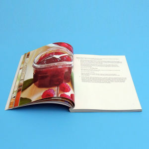 Glossy or Matte Softcover My Hot Book Printing Service