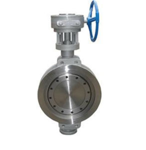 Wafer-Type Metal Sealed Butterfly Valve (D373H) pictures & photos
