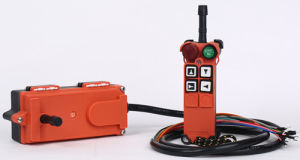 Dual Speed F21 Radio Remote Control for Crane F21-4D pictures & photos