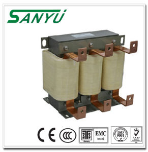 Sanyu Economic AC Input Reactor pictures & photos