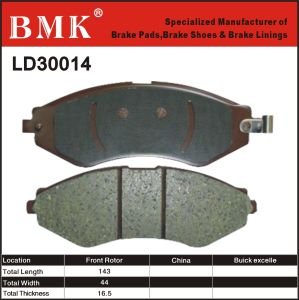 High Quality Brake Pad (LD30014) pictures & photos